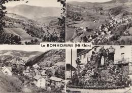 Le Bonhomme 68 -  Vues Diverses  - Cachet - Non Classés