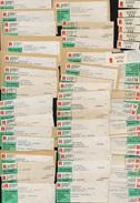 Schweiz UNO ONU Genf Genève Sammlung Von R-Zetteln, R-Aufklebern, R-Brief Siehe Guten Scan - Genf - Büro Der Vereinten Nationen