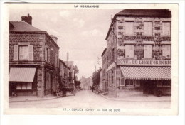 61 _  CEAUCE  _  Rue  De  Loré  _ - Otros Municipios