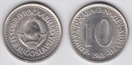 Yugoslavia - 10 Dinara- 1986 - KM 89 - Unc - Jugoslawien