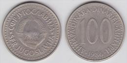 Yugoslavia - 100 Dinara- 1987 - KM 114 - XF+ - Jugoslawien