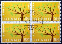 Island  1962 EUROPA   MiNr.364 (O) ( Lot L2088)    (O) - 1944-... Republik