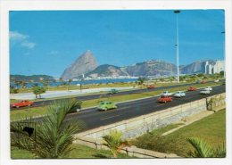 BRAZIL - AK 163954 Rio De Janeiro - Flamengo's Embankment (Highways) - Rio De Janeiro