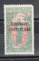 OUBANGUI-CHARI-TCHAD YT 13 Neuf