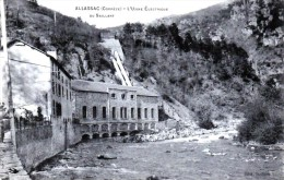 ALLASSAC - L'Usine Electrique Du Saillant - Très Beau Plan - Andere Gemeenten
