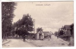 77 _ SOGNOLLES  _  La  Chapelle  _ - Otros Municipios