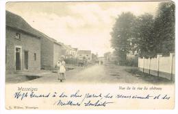 """""""Wasseiges - Vue De La Rue Du Château"""" - Wasseiges"""