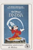 ¤¤  WALT DISNEY  Production  -   MICKEY  Dans Fantasia - 60ème Anniversaire De Mickey   ¤¤ - Disney