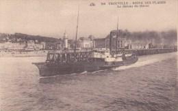 14 - Trouville - Reines Des Plages - La Bateau Du Hâvre - NON CIRCULÉE - N° 246 - 2 Scans - - Trouville