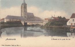 Audenarde - L'Escaut Et Le Pont De Fer, Nelss Série 46, N° 6 - Oudenaarde