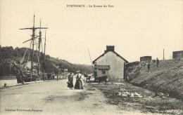 22 PONTRIEUX - LE BUREAU DU PORT - Pontrieux