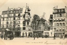 PARIS LE MOULIN ROUGE 1901 (I15) - France