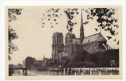 France. Paris. Notre Dame. L'Abside. A. Leconte - Notre Dame Von Paris