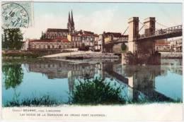 BRANNE - Bords De La Dordogne Au Pont Suspendu (58395) - France