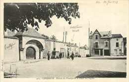 Août13 935 : Liverdun  -  Presbytère  -  Place De L'église - Liverdun