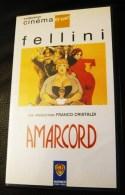 Amarcord Fellini 1973 VHS Secam TBE - Comédie
