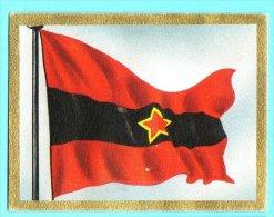Die Welt In Bunten Flaggenbild - 1950 - Teil I - B.48 - Albanien, Shqipëria, Albania - Cromo