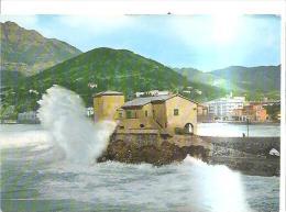 80087) Cartolina  Di Levanto - Mareggiata - Viaggiata - La Spezia