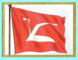 Die Welt In Bunten Flaggenbild - 1950 - Teil II - B.24 - Kaschmir, Kashmir, - Autres