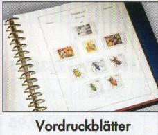 Teil 10 Vordruck-Album Deutschland 2005-2009 Neu 186€ KABE BI-collect Ohne Falz Einzeln Für Komplett-Album BRD 1949/09 - Vordruckblätter