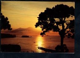 H2001 Napoli, Alba Da Posillipo - Dawn, Aube, Morgendammerung - Ediz. CAR - Napoli