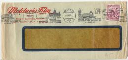 == TCH 1937 Brief Reklame - Briefe U. Dokumente