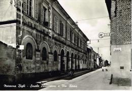 Pavia Mezzana Bigli Scuole Elementari E Via Roma - Pavia