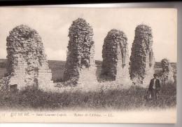 ILE DE RE: Saint-Laurent Laprèe. Ruines De L'Abbaye - Ile De Ré