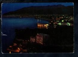 H2006 Sorrento ( Napoli ) Notturno - Nocturn, Nocturne, Nachtansicht - 1965 - Altre Città