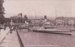 """Genève Bateau Du Léman """"GENERAL DUFOUR"""" (1295) - GE Genève"""