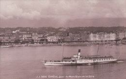 """Genève Bateau Du Léman """"ITALIE"""" (3936) - GE Genève"""