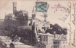 Italy Liguria Genova Castello De Albertis