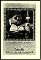 Reklame  -  Dujardin Weinbrand  -  Sein Reifes Alter Macht Ihn So Bekömmlich  -  Werbeanzeige Von 1970 - Alkohol