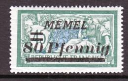 Memel  68  * - Memel (1920-1924)