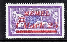 Memel  70  * - Memel (1920-1924)