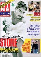 Ciné Revue 9735 Sharon Stone Serge Reggiani Sophie Marceau Mel Gibson Volcano Massimo Girotti - Cinema
