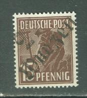 Allemagne   Michel  171    *  *  TB   Certifié Herbst - Soviet Zone