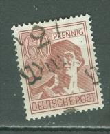 Allemagne   Michel  A179    *  * Quasi  TB   Certifié Herbst - Soviet Zone