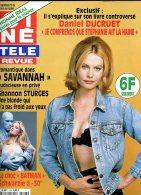 Ciné Revue 9726 Shannon Sturges Jean Luc Lahaye Teissier Ducruet Vincent Cassel Richard Jaeckel - Cinema
