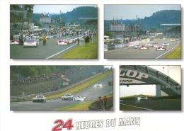 24 Heures Du Mans   -  CP - Non Classés