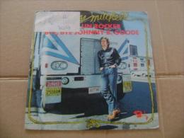 45 TOURS EDDY MITCHELL -C'EST UN ROCKER - Vinyl-Schallplatten