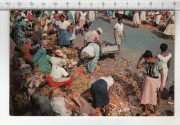 Kingston - Market Scene - Jamaïque