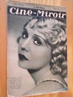 (cin813) REVUE CINEMA : CINE-MIROIR N°399 Du 30 NOVEMBRE 1932  : COUVERTURE :  FLORELLE Dans LA MERVEILLEUSE JOURNEE / D - Cinéma/Télévision