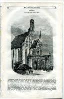 Les Moulins Et Leurs Origines 1852 - Books, Magazines, Comics