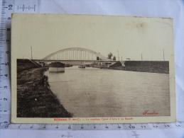 CPA (62) Pas De Calais - Béthune - Le Nouveau Canal D'Aire à La Bassée - Bethune