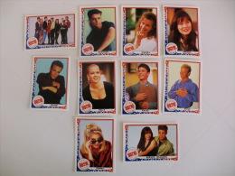 Beverly Hills 90210 Complete Set Of 120 Portuguese Pocket Calendars Of 1993 - Calendarios