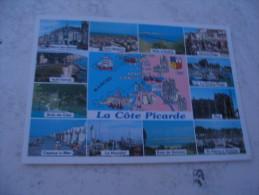 MULTI VUES ET CARTES.....DE LA COTE PICARDE - Francia