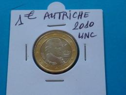 1  EURO  AUTRICHE  2010 Unc - Austria