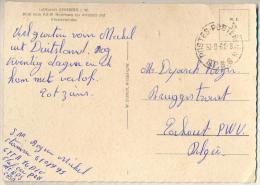 3pk372: POSTES-POSTERIJEN B.P.S. 6 30-9-61 / Pk: Luftkurort  ARNSBERG > Torhout - Marcofilia