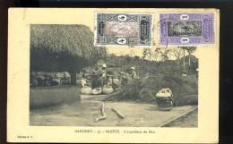 R BTPYS Dahomey, Sakété, L'expédition Du Mais - Dahomey